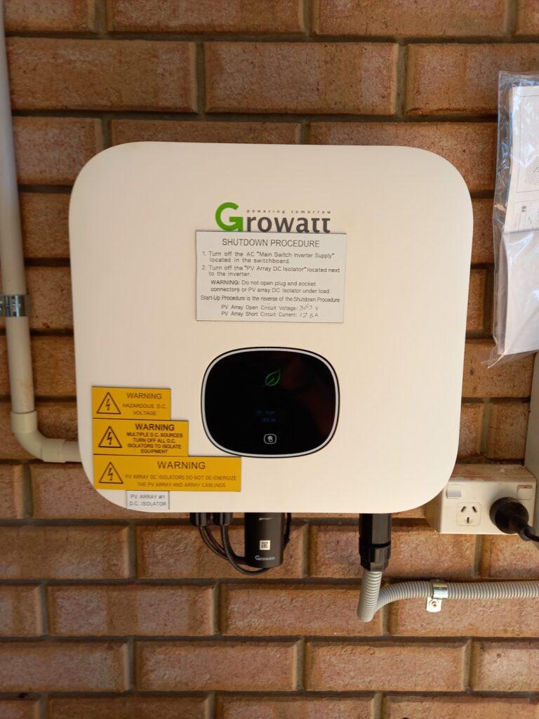 Solar inverter Growatt